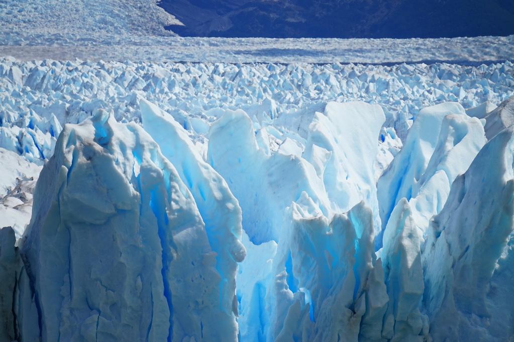 Льодовик Періто-Морено в Патагонії