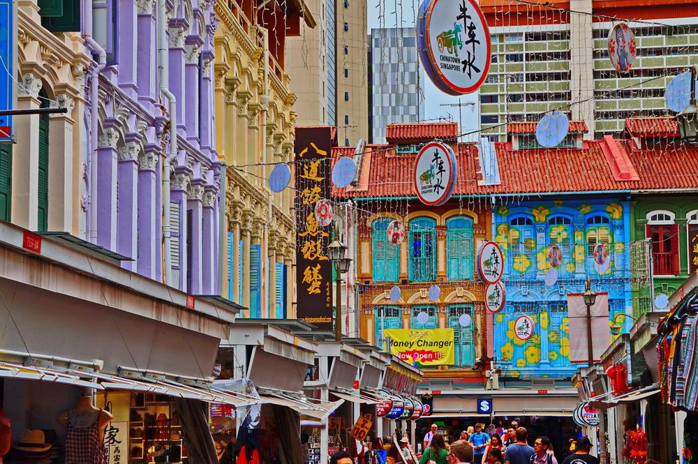 Чайнатаун в Сінгапурі