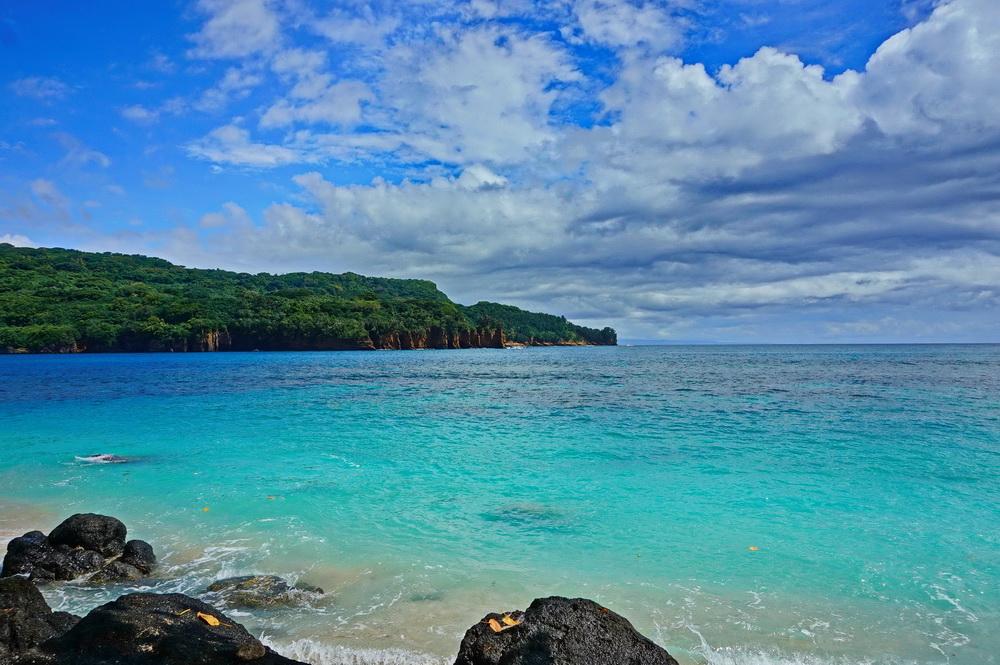 Берег острова Танна