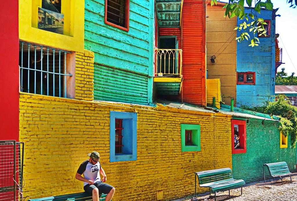 Район Ла-Бока в Буенос-Айресі