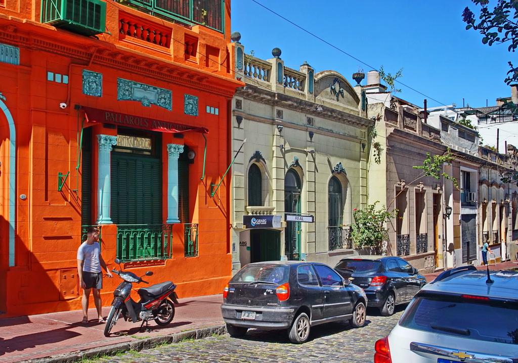 Район Сан-Тельмо в Буенос-Айресі
