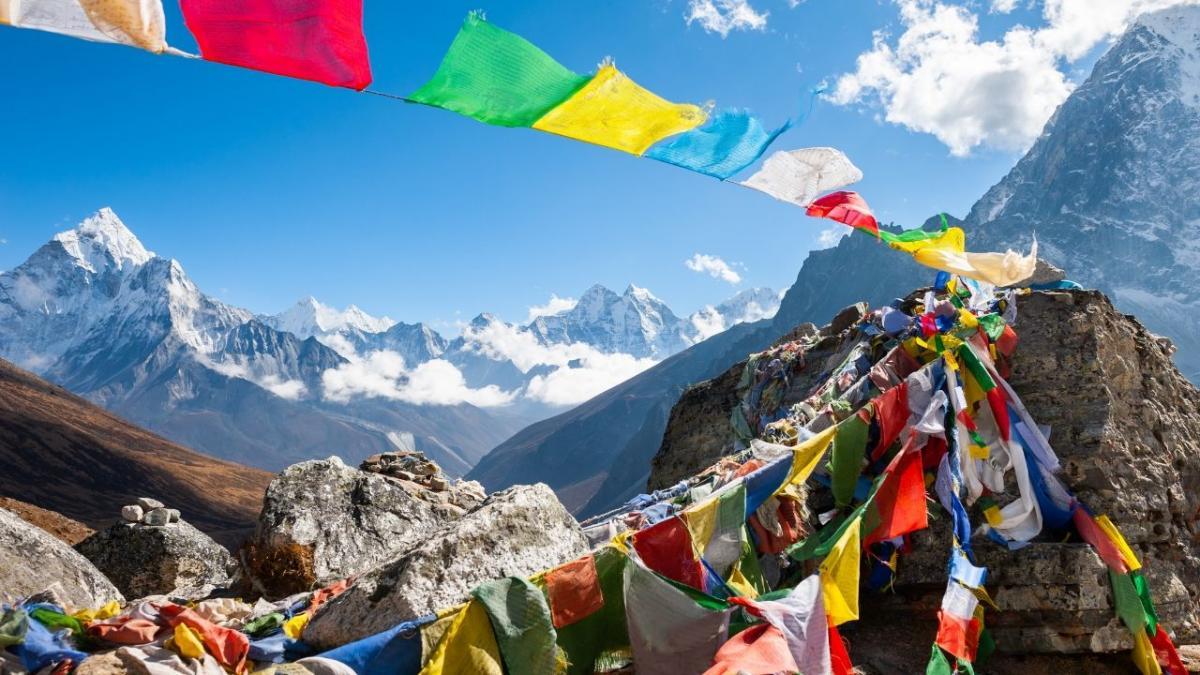 Базовий табір Евересту