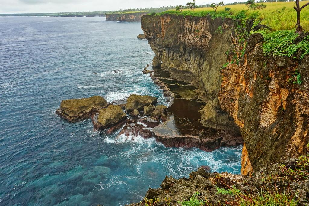 Південний беріг острова Тонгатапу