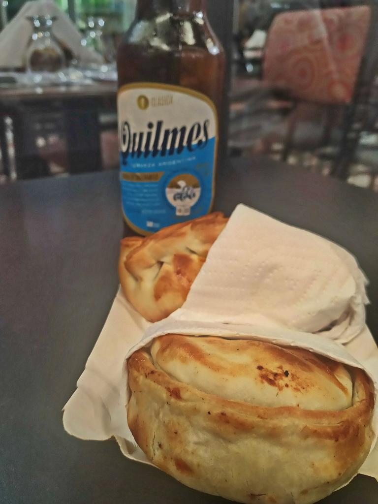 Емпанади - аргентинські пиріжки