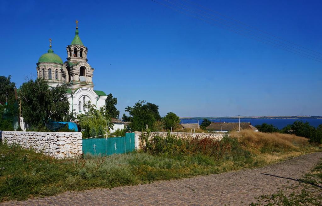 Покровська церква в селі Качкарівка