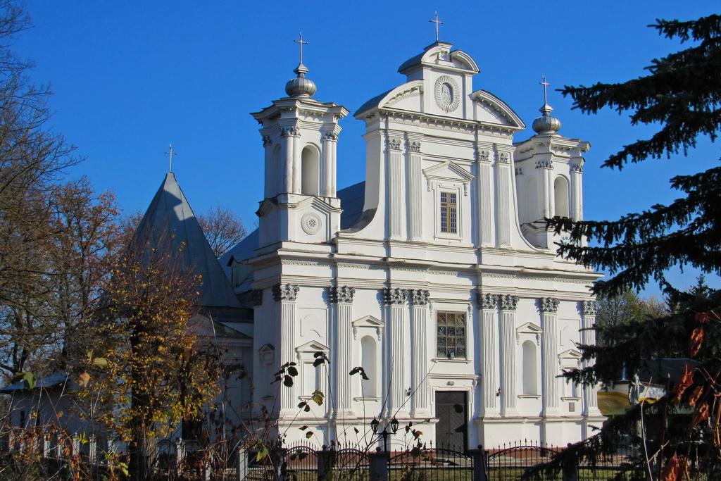 Костел Різдва Пресвятої Діви Марії у Коростишеві