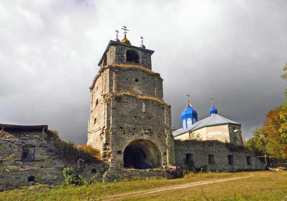 Троїцький монастир в Сатанівській Слобідці