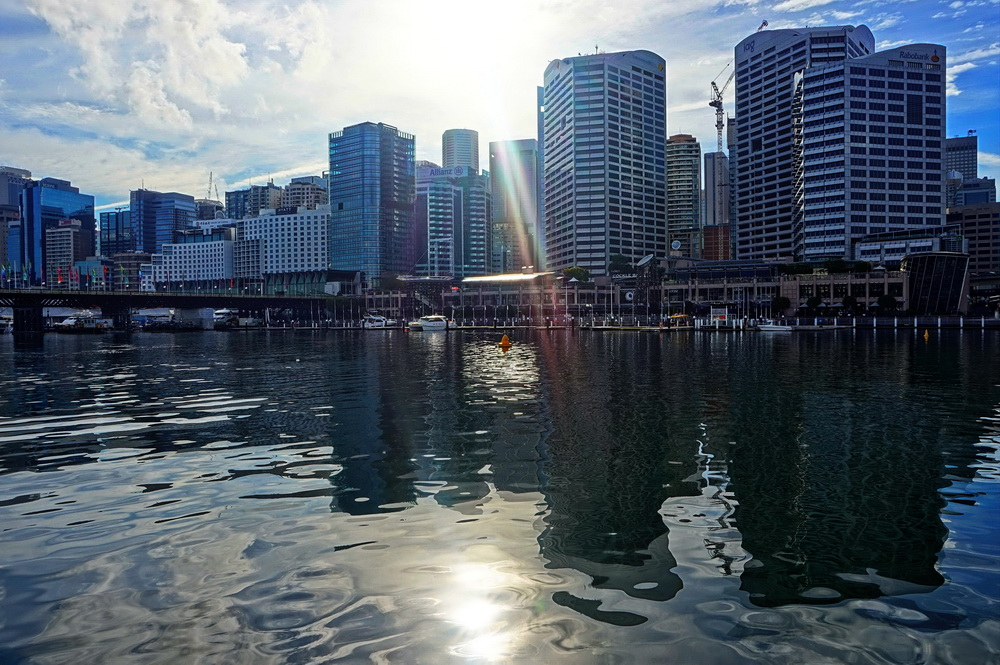 Сідней: Darling Harbour