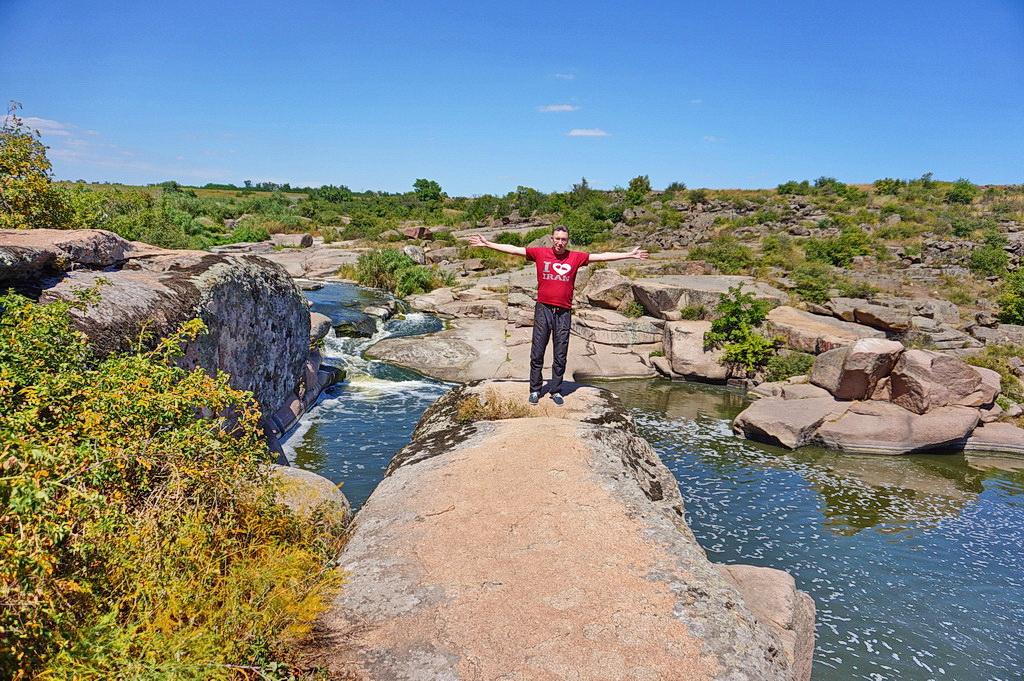 Токівські водоспади на річці Кам'янка