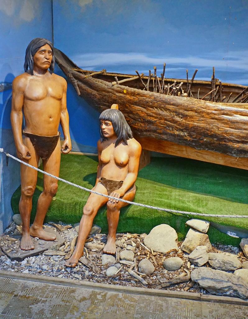 Племя індіанців Ямана